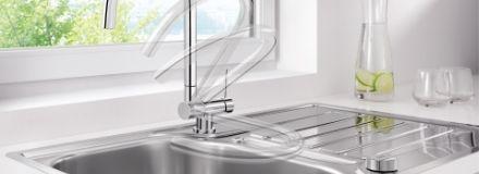 Les solutions robinets sous fenêtre de BLANCO