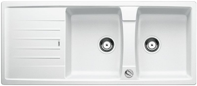 Evier Blanco Lexa 8S Blanc