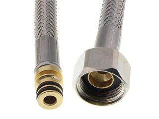 Flexible d'alim. 75cm A av.integr. joint