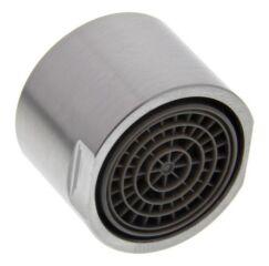Régulateur de jet HP FI M22x1 SP22 acier inoxydable finish NF, Haute pression
