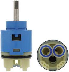 Cartouche HP 35 mm KI, bleu, Haute pression
