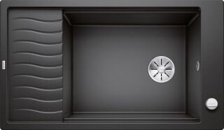 EVIER BLANCO ELON XL 8S PDUR ANTHRACITE INF AUTO&SIPHON
