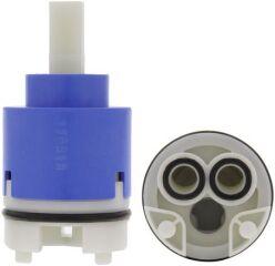 Cartouche 40mm HP ouvert KE, bleu, Haute pression
