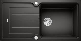 EVIER BLANCO CLASSIC NEO XL 6S SGP NOIR S/A AUTO INF