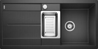 EVIER BLANCO METRA 6S ANTHRACITE - Vidage Automatique