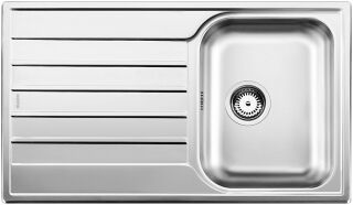 Evier Inox 2 Bacs Blanco Pearlfection Fr