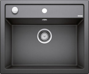 EVIER BLANCO DALAGO 6 ANTHRACITE - Vidage Automatique