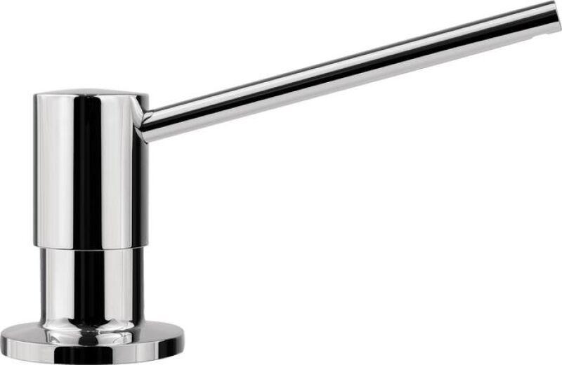 distributeur de savon torre chrome achat vente blanco 512593. Black Bedroom Furniture Sets. Home Design Ideas