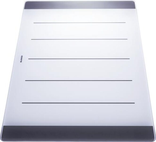 Planche a decoupe en verre securit p axis ii achat vente blanco 224975 - Prix du verre securit ...