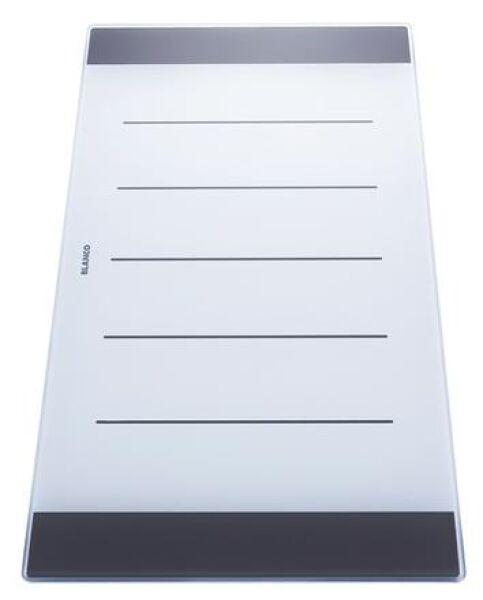 planche a decouper verre securit p axia ii 9e achat vente blanco 225121. Black Bedroom Furniture Sets. Home Design Ideas