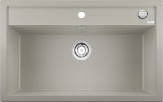 EVIER BLANCO DALAGO 8 GRIS PERLE - Vidage Automatique
