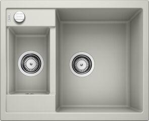 EVIER BLANCO METRA 6 GRIS PERLE - Vidage Automatique