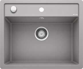 EVIER BLANCO DALAGO 6-F ALUMETALLIC - Vidage Automatique - Encastrement à Fleur
