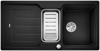 EVIER BLANCO CLASSIC NEO 6S PDUR ANTHRACITE ACCESSOIRES AUTO INF