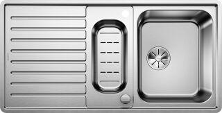 EVIER BLANCO CLASSIC PRO 6S-IF INOX AUTO INF