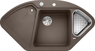 EVIER BLANCODELTA II PDUR CAFE ACCESSOIRES AUTO INF