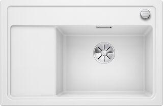 Eviers A Encastrer Evier Blancozenar Xl 6s Granit Blanc Achat