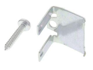 Pattes de fixation set 14 pièces chez article 218165sous-montage - clip acier inoxydable et vis - lo