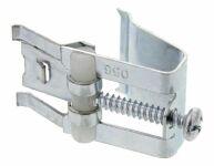 Patte de fixation avec 1 griffe 13-28 mmsous-montage - entièrement en métal - pour plans de travail