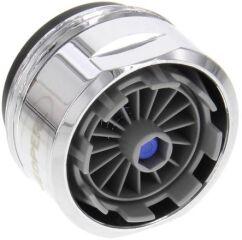 Diviseur de jet BP FE M24x1 SP22 chromé NF, Basse pression