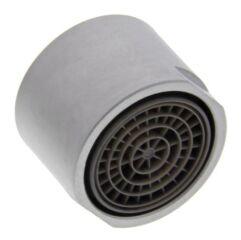 Régulateur de jet HP FI 22x1 SP22 chromé mat NE NF, Haute pression