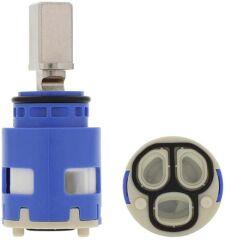 Cartouche HP 25 mm ARON/LAVANT KE HU, bleu, Haute pression